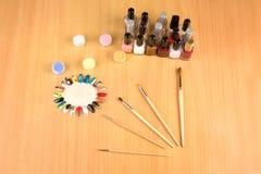 Nail studio Stock Photo