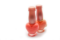 Nail varnish Royalty Free Stock Photography
