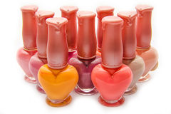 Nail varnish Royalty Free Stock Photo