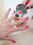 Nailart Stock Photography