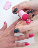Nailart Stock Images