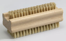 Nailbrush Royalty Free Stock Image