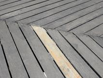 Nailed wooden dry clapboard pattern background royalty free stock photo