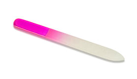 Nailfile Royalty Free Stock Photo