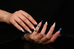 Nails Stock Photography