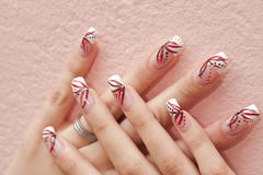 Nails Royalty Free Stock Photo