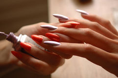 Nails Stock Photos