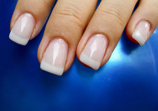 Nails Royalty Free Stock Image
