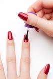 Nails care Stock Photo