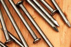 Nails Close Up Royalty Free Stock Photos
