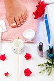 Nails SPA Stock Images