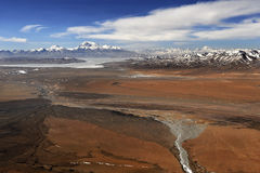 Naimona'nyi em Tibet Fotos de Stock