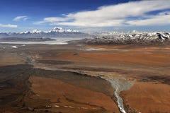 Naimona'nyi in Tibet Stock Photos