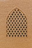 Nain old mosque window Royalty Free Stock Photo