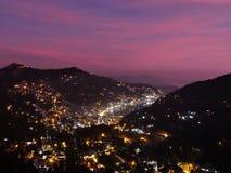 Beautiful evening view Stock Photo