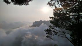 Nainital, Inde photos libres de droits