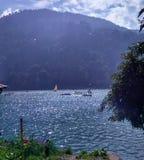 Nainital, la India, septiembre de 2016 fotos de archivo