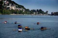 Nainital Lake Stock Image