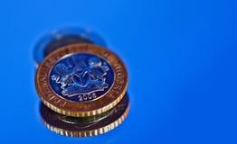Naira της Νιγηρίας νόμισμα 2 Στοκ φωτογραφίες με δικαίωμα ελεύθερης χρήσης