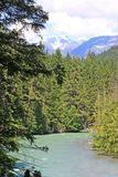 Nairn下跌省公园,加拿大 库存图片