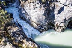 Nairn Falls, Nairn Falls Provincial Park, BC, Canada Royalty Free Stock Photo