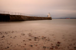 Nairn pier, Highlands, Scotland Stock Photos