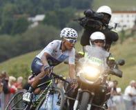 Nairo Quintana  Tour de France 2015 Stock Image