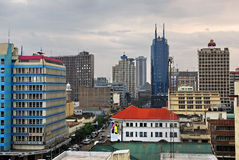 Nairobi Royalty Free Stock Photography