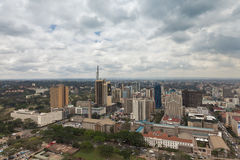 Nairobi Photographie stock