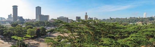 Nairobi Royaltyfria Foton