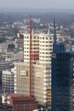 Nairobi affärsområde, Kenya, ledare Royaltyfri Bild