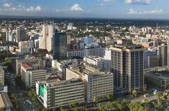 Nairobi affärsområde, Kenya, ledare Royaltyfria Foton