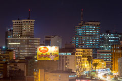Nairobi Buildings Stock Photography