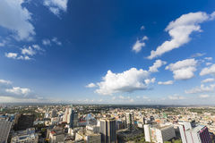 Nairobi Business District, Kenya, editorial Royalty Free Stock Images