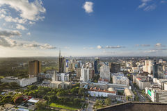 Nairobi Business District, Kenya, editorial Stock Image