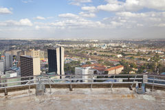 Nairobi Business District, Kenya, editorial Stock Photography