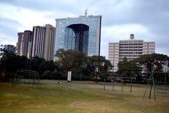 Nairobi Central Park Royaltyfri Bild