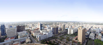 Nairobi City Kenya Royalty Free Stock Photos