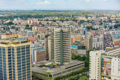 Nairobi city, Kenya Royalty Free Stock Photography