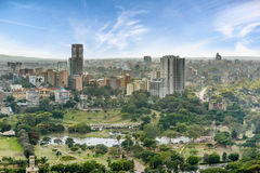 Nairobi city, Kenya Royalty Free Stock Image