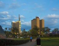 Nairobi du centre Image stock
