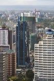 Nairobi I&M Bank Building, Kenya, ledare Fotografering för Bildbyråer