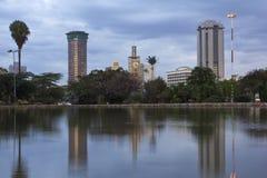 Nairobi Kenia stock foto's