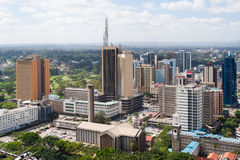 Nairobi, Kenya Stock Photography