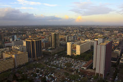 Nairobi, Kenya Royalty Free Stock Photos