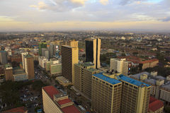 Nairobi, Kenya royalty free stock photography
