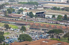 Nairobi Railway Station, Kenya, editorial Royalty Free Stock Photos