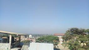 Nairobi-Stadtrände Lizenzfreie Stockbilder