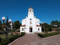 Naissance d'église de Vierge Marie dans Pomorie Photos libres de droits