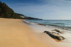 Naithon Beach Stock Photo